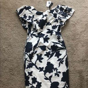 MILLY Dakota Dress, no belt.